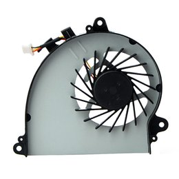 Wholesale R Notebook - 3Pin Notebook Computer Replacements Cpu Cooling Fans Fit For MSI GS70 L+R Laptops Cooler Fan
