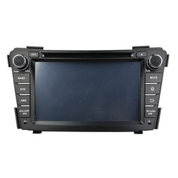 Wholesale Free Mp3 R - Free shipping 7inch Andriod 6.0 Car DVD player for HYUNDAI I40 2011-2014 with 4GB RAM,GPS,Steering Wheel Control,Bluetooth,Radio