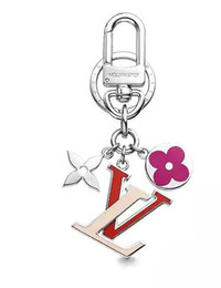 Wholesale heart bead shell - CAPUCINES BAG CHARM AND KEY HOLDER M67286 Christmas Gift KEY HOLDERS CHARMS TAPAGE BAG CHARM KEY