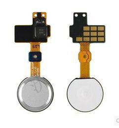 microfone de substituição Desconto DHL grátis! 100 pçs / lote botão home voltar sensor de impressão digital poder cabo flex para lg g5 h831 h830 h910 h820 h850 ls992 substituição