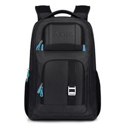 Wholesale Backpack Unique - Wholesale- Aspensport Waterproof Laptop Backpack multifunction Men Women Computer Notebook Bag 16'' Unique High Quality business L