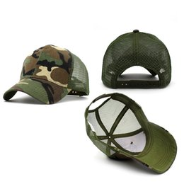 60621379fa1 Snow CaBaseball Caps Men Summer Mesh Cap Tactical Camouflage Hat For Men  Women High Quality Bone Masculino Dad Hat Caps