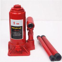 Auto heben online-Car Supplies Hydraulische Vertikale Flaschenheber Hand Hebe Reparieren Werkzeuge 5 Ton Druck Vertikale Hydrauic Jack 36yq gg