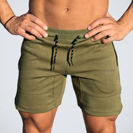 Wholesale Fitness Big - 2017 Quality Men Golds Brand Fitness Shorts Mens Professional Bodybuilding Short Pants Gasp Big Size