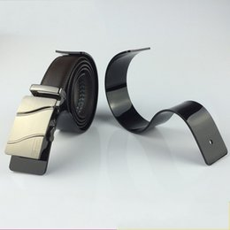Faja negra de moda online-Boutiques de moda Display Soporte de accesorios Cinturón de acrílico Racks Negro transparente Faja de escritorio Creative Exquisite Stand 3 6jp jj