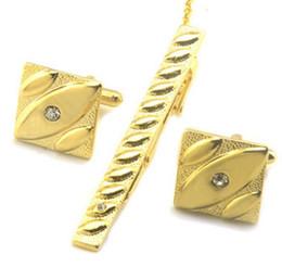Kristal erkek Kol ile toptan Kare Kol Düğmeleri Fransız Kol Düğmeleri Takı Iş Için Ücretsiz Nakliye Kravat Klip nereden fransız kristali tedarikçiler