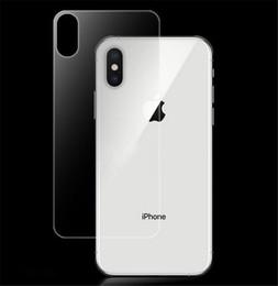 huawei honor p6 Скидка Премиум назад закаленное стекло для iPhone XS max 2.5D пленка крышка задняя закаленная защитная пленка для экрана для iPhone XR XS стеклянная пленка