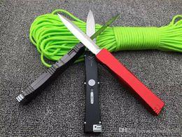 Nueva tapa MI CRO espada marca Rawai diosa golpes cuchillo D2 Blade 6061 mango de aluminio cuchillo de supervivencia al aire libre herramientas EDC envío gratis desde fabricantes