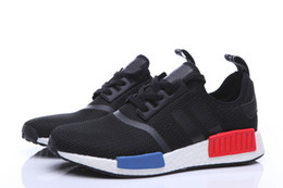 Wholesale Big Cheap Shoes - Hot Sell 2018 Original NMD-XR1 PK Cheap Sneaker NMD XR1 Primeknit OG PK Zebra Bred,NMD Runner R1,nmds boost Running Shoes,NMD shoes big size