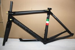 Wholesale Bicycle Frame Design - Italian flag BOB Colnago C60 frame glossy decal carbon frameset road bike Frame carbon bicycle black color design frameset high quality
