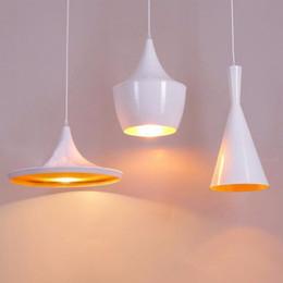 Wholesale dixon beat - Fashion Fixture Hot Selling Super Quality Britain Style Tom Dixon Beat Light Wide size Aluminum parlour Lamps Pendant Lamp
