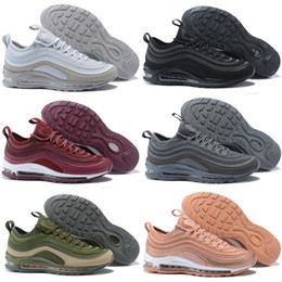 Wholesale famous massage - New arrival Drop Shipping Wholesale Famous 97 UL '17 SE Mens Womens Athletic Sneakers Sports Running Shoes Size 36-46