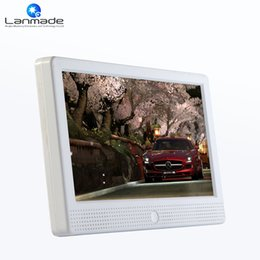 Wholesale Usb Lcd Panel - Good viewing angle IPS panel auto timer play small lcd video display usb car video player