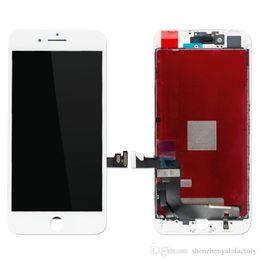 Iphone grade aaa en Ligne-Grade AAA +++ LCD Display Pour iPhone 7 7g Écran Tactile Digitizer Avec Remplacement Assemblée Cadre Avec Livraison Gratuite DHL