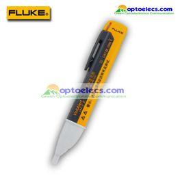Wholesale contact voltage detector pen - Free Shipping Fluke 1AC-C2 II 200V-1000V VoltAlert Non-Contact Voltage Detector Pen Tester
