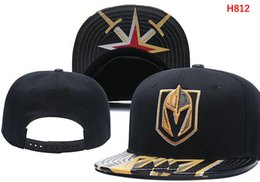 Wholesale Plastic Grasses - Wholesale new arrival Vegas Golden Snapback Knights Caps Adjustable All Team Baseball women men Snapbacks High Quality Sports hat
