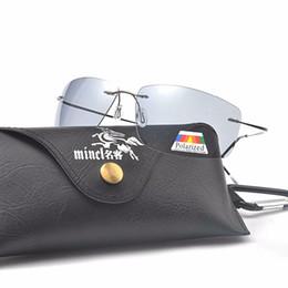 Scolorimento degli occhiali da sole online-2018 nuovo marchio occhiali da sole fotocromatici uomini camaleonte polarizzato scolorimento occhiali da sole per gli uomini occhiali da sole moda con scatola fml