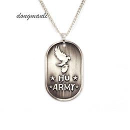 ожерелье из рок-группы Скидка Вся распродажаW5294 новинка рок-группа голливудская нежить рок-музыка сплав ожерелье