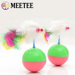 60g moda economici peluche mouse tumbler giocattoli gatto di alta qualità forniture per animali domestici divertenti giocattoli per gatti da