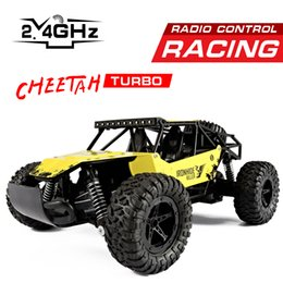 Wholesale Rc Cars Off Road - 2017 2 .4g High Speed Suv Car Electric Rc Car 4ch Hummer Rock Crawlers Car Off -Road Vehicles Model Toy Rc Autos A Control Remoto