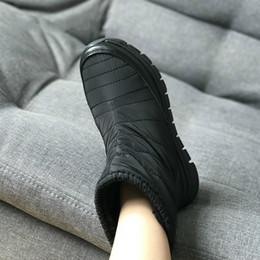de9083971ad797 2019 h markenschuhe Frauen Winter Schuhe Marke Frauen Schuhe Mitte Kalb  Stiefel Plüsch und Wolle Hohe