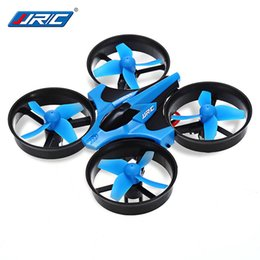 Wholesale Rc Helicopter Speed - JJRC H36 Mini Drone 6-Axis RC 2.4GHz 4CH Helicopter Headless Speed Switch Quadrocopter For kids best gift VS JJRC H8 Mini H20