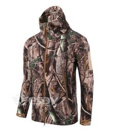 Vente chaude Gear Tactique Softshell Camouflage Extérieur Hommes Armée Sport À Capuche Vêtements Ensemble Militaire Veste s vêtements de chasse ? partir de fabricateur