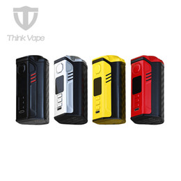 Dna chips online-300W denken Vape Finder 250C TC Box MOD mit DNA-Chip VW / TC Modi NO 18650 Batterie elektronische Zigarette