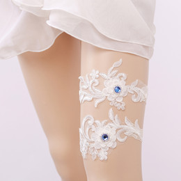 White Lace Flower Gtglad New Sexy Hot Bride Wedding Garter Lace Prom Get Garters For Women/female/bride Thigh Ring Bridal Leg Cheapest Price From Our Site Women's Intimates
