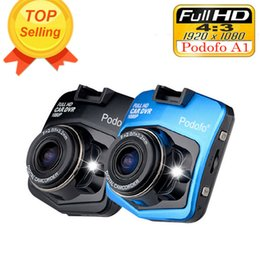Wholesale Video Memory Card Recorder - Mini Car DVR Camera Dashcam Full HD 1080P Video Registrator Recorder G-sensor Night Vision Car DVR Vehicle Camera Video Recorder Dash