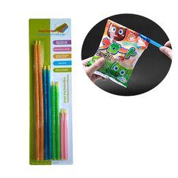 Magic Bag Sealer Stick Clips Varillas de sellado únicas Mantiene los alimentos frescos Un almacenamiento de alimentos más prolongado 8 paquetes de 4 tamaños desde fabricantes