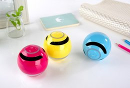 Wholesale wireless speakers for iphone - Mini Bluetooth Speaker Wireless hand free calling FM TF Card Bluetooth Multi-function Bluetooth Speaker For Iphone 8 IphoneX YST-175,A-18