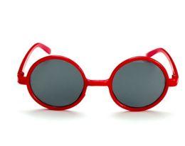 Wholesale Kids Round Eyeglasses - Fashion Girls Boys Sunglasses Brand Designer Oval Sport Children Sun Glasses Baby Cute Round Eyeglasses For Kids