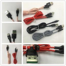 2018 cabo usb trançado 1 m colorido v8 micro usb linha de dados cabo do carregador de sincronização tecer tecer corda linha de dados para o tipo de telefone inteligente c cabo de