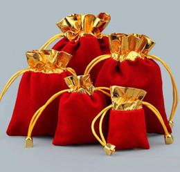 2019 китайские телефоны бесплатная доставка Ювелирные изделия мешки подарочная упаковка мешки для хранения шнурок ювелирные изделия Рождество свадьба подарки мешок мешок бесплатная доставка