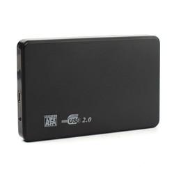 caixa hd 2.5 Desconto Oi-velocidade USB 2.0 SATA 2.5 Portátil HDD Disco Rígido de 500 GB Gabinete HD Box # 75437