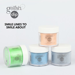 Wholesale natural french manicure - Gelish French Manicure Acrylic Dip Powder for Natural Nail Dipping System