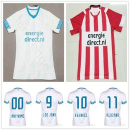 2018 2019 Thailand Quality Soccer Jersey 11 H.LOZANO V.GINKEL L.DE JONG  PEREIRO LAMMERS Custom Red White 18 19 Soccer Shirt 8aa2e4138