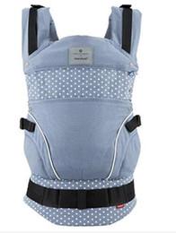 Bellybutton porte porte-bébé sac à dos porte-bébé fronde mochila manduca sac  à dos enfant en bas âge wrap sling 360 659f56b414f