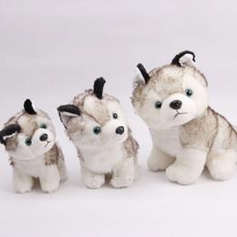Wholesale Dog Stuffed Animals Wholesale - husky dog plush toys stuffed animals toys hobbies 7 inch 18cm Stuffed Plus Animals Add to Favorite Categories OTH307