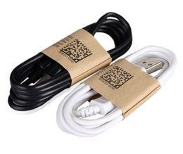 adattatori per cavi usb all'ingrosso per telefoni Sconti Cavo dati USB di buona qualità Cavo dati Cavo adattatore Cavo caricatore Cavo caricabatterie per telefono Android 1M 3FT per telefono I 5/6/7/8