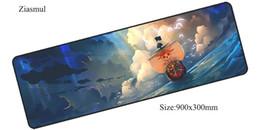 Ziasmul One Piece tapis de souris 900x300x3mm pad à mouse notbook tapis de souris Aestheticism gaming padmouse gamer tapis de clavier ? partir de fabricateur
