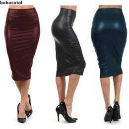 26015a3302 Plus Size Black Leather Skirt Coupons, Promo Codes & Deals 2019 ...