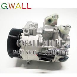 Wholesale rover v8 - Automobile AC Compressor For Land Rover For Range Rover Sport 4.2L LR3 4.4L V8 Gas LR012593 LR 012593 LR012593D JPB000173