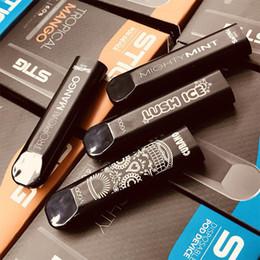 100% оригинальный VGOD Стиг одноразовые Pod устройство 3 шт. пакет 270 мАч батареи 1.2 мл картридж Vape Pen Kit v s novo juul kit 0268096 от