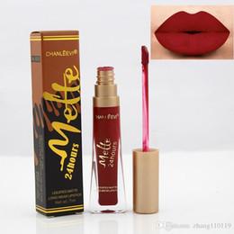 Lipgloss liquide de longue durée de rouge à lèvres pour les lèvres de femmes Maquiagem ? partir de fabricateur