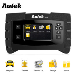 Wholesale Scanner Airbag Reset Tool - Autek IFIX-919 OBD2 Diagnostic Tool Scanner Full System Transmission ABS Airbag SAS Immobilizer Reset OBD 2 Automotive Scanner