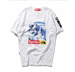Wholesale Rapper T Shirts - New Men Women Hip Hop PHOTO Print Tee Skateboard Cool Rapper T-shirt Men Women Cotton Casual TShirt