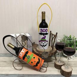 2c23fea3c660 2019 abiti atmosferici La bottiglia di vino della decorazione di Halloween  ha regolato l atmosfera