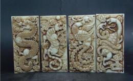 tigre de metal branco Desconto Livro de Jade VELHO Animal chinês quatro (Dragon white tiger Phoenix Dragon tartaruga)